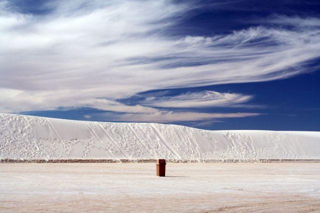 Porcelain Desert
