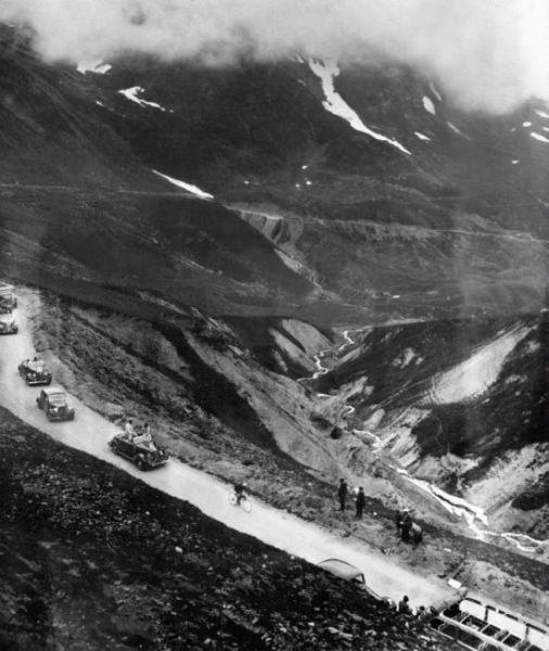 Retro Pictures of Tour de France (7 pics)