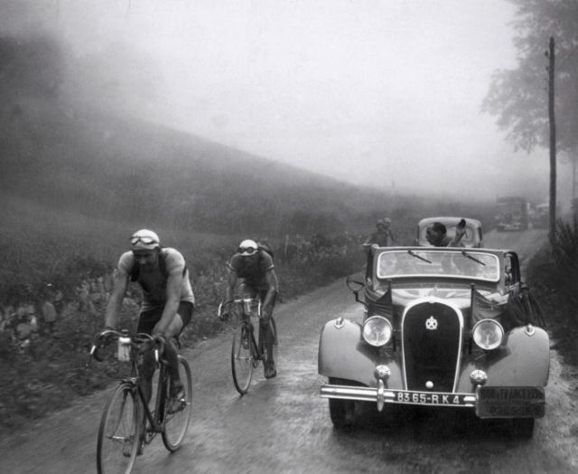 Retro Pictures of Tour de France (7 pics)