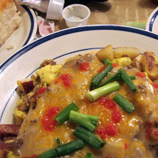 The Fattiest Meals in the USA (50 pics)