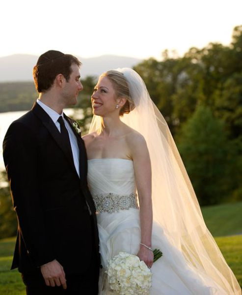 Wedding of Chelsea Clinton (24 pics)