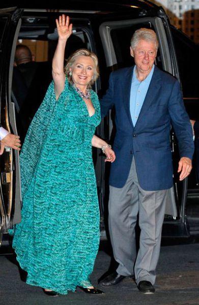 Wedding of Chelsea Clinton (24 pics)