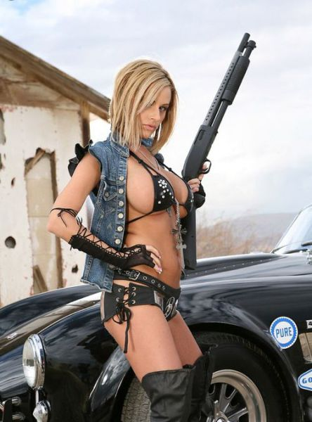 Women and Cars. Dreams and Reality (14 pics)