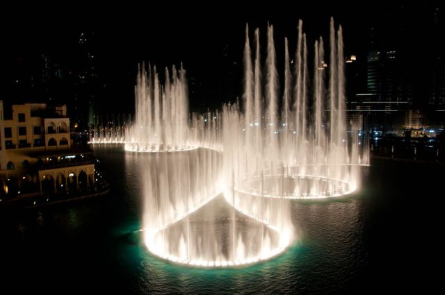 Amazing Water Fountain (20 pics)