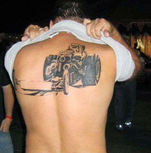Extreme Tattoos (62 pics)