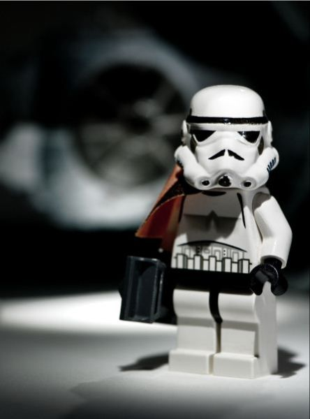 Star Wars by Lego (101 pics)