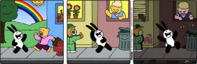Unlucky Rabbit (45 pics)