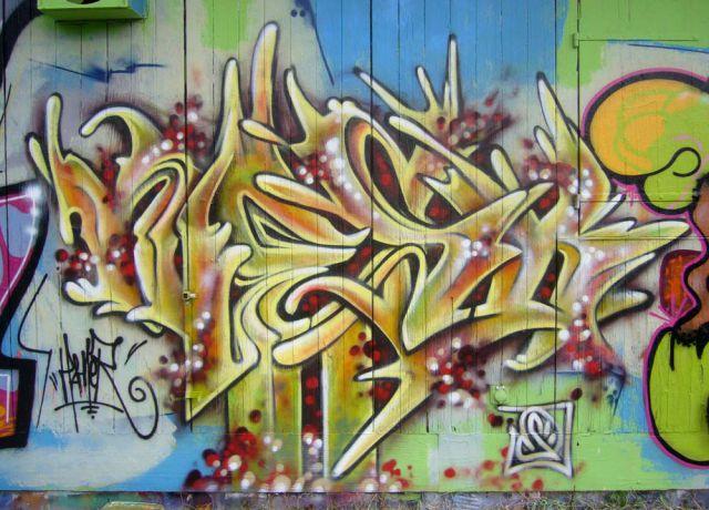 Brilliant Examples of Graffiti Art (51 pics)