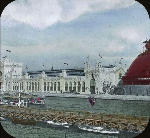 Stunning Retro Photographs of Paris (51 pics)
