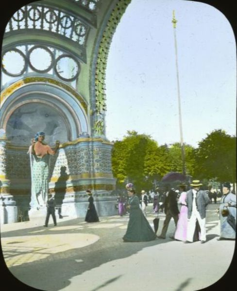 Stunning Retro Photographs of Paris (51 pics)