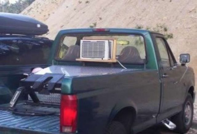 Hand-Made Car Air Conditioners (24 pics)