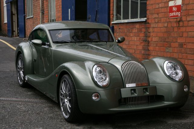 How Morgan Cars Are Made Out Of Wood 24 Pics Izismile Com
