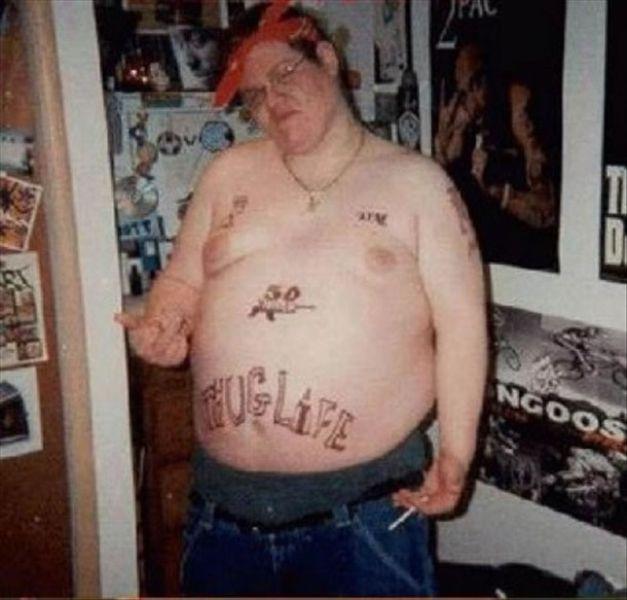 Dangerous Gangsta (25 pics)