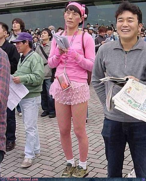 Examples of Anti-Fashion. Part 3 (73 pics)