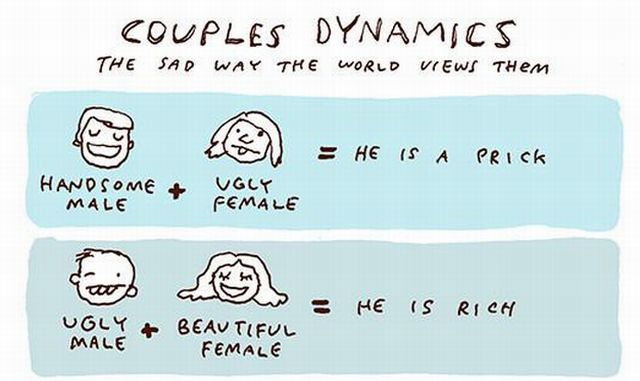 Types of Couples (1 pic)