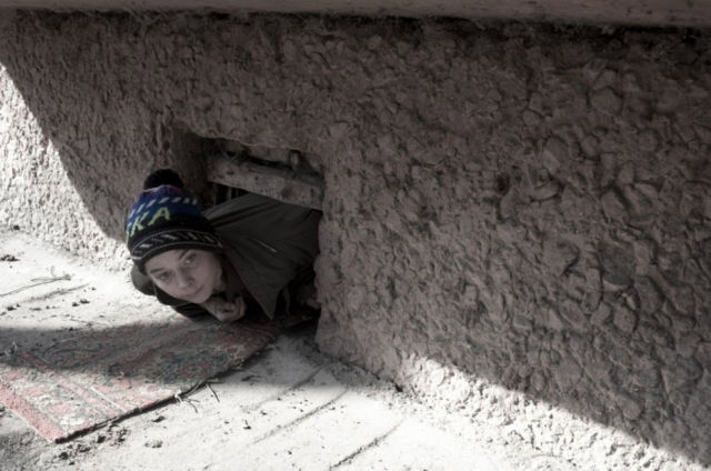 Hard Life of Ukrainian Street Children (33 pics)