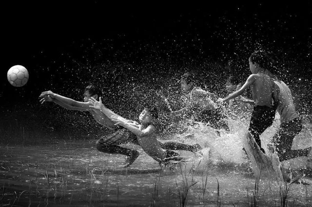 Stirring Action Photography (33 pics)