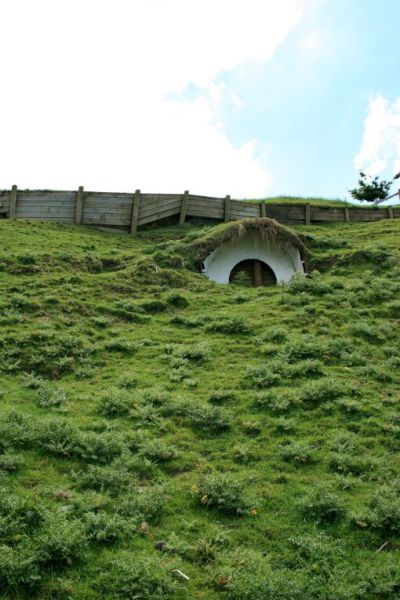 Hobbiton Is Now Home for the Sheep (35 pics)