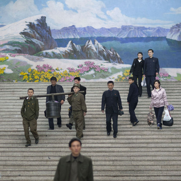 North Korea Seen Through the Eyes of Foreigners (32 pics)