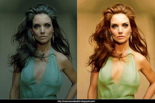 Photoshopped Celebrity Photos (47 pics)