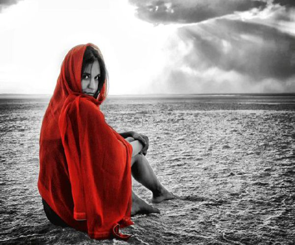 Striking Selective Color Photos (24 pics)
