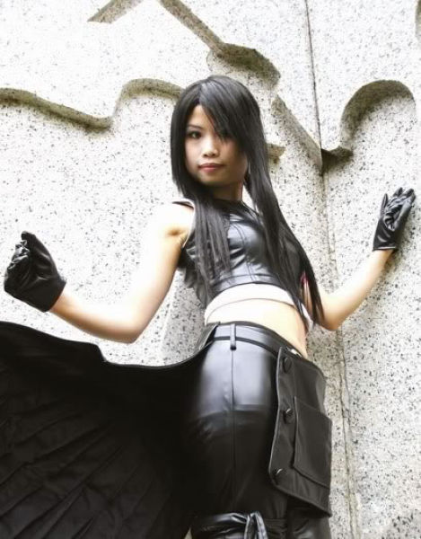 Best Cosplays of Tifa Lockheart from Final Fantasy VII (40 pics)