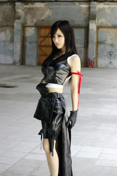 Final fantasy girls sexy