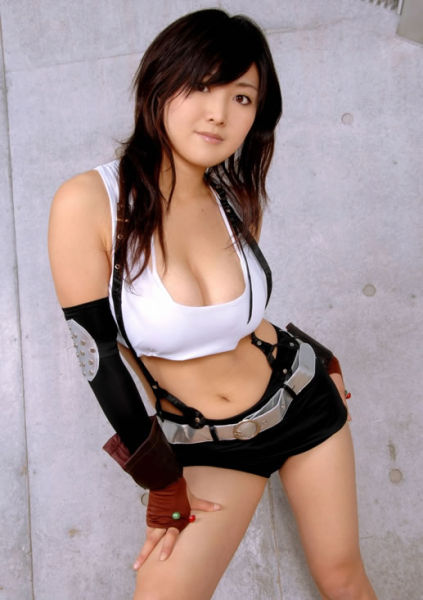 Tifa Lockhart  u2014 Final Fantasy VII