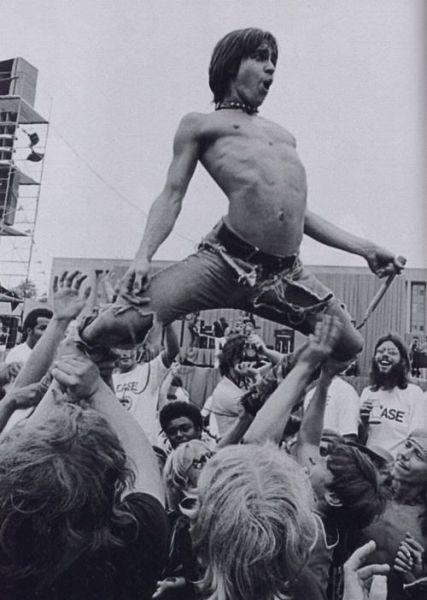 Iggy Pops Evolution (25 pics)
