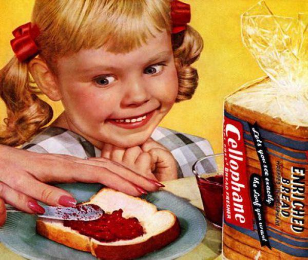 Spooky Vintage Ads (18 pics)