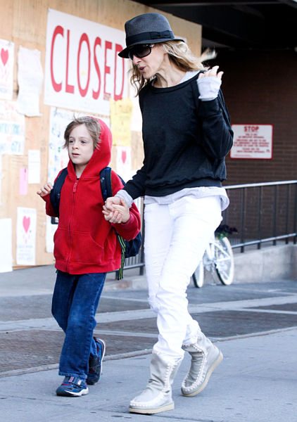 Celeb Parents with Kids (15 pics)