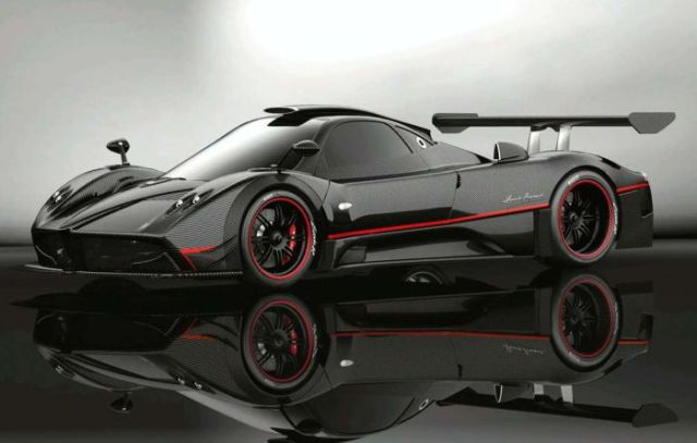 The Fastest Cars (24 pics)
