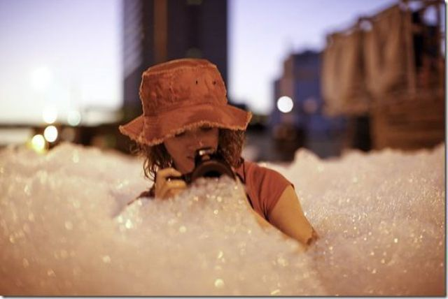 Foam City (22 pics)