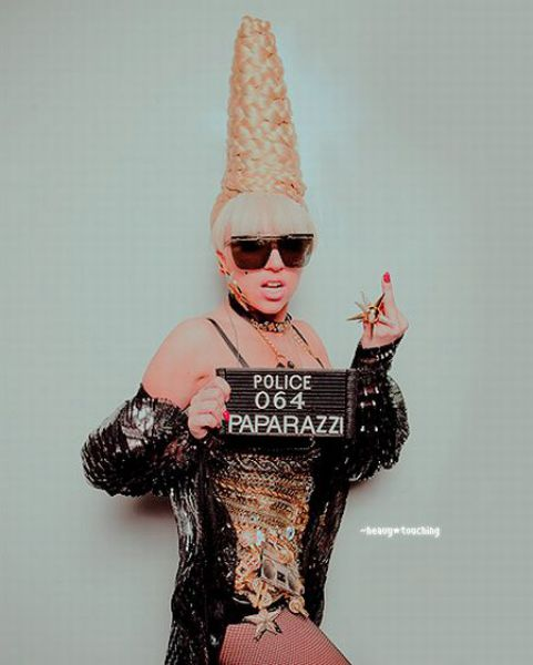 Lady Gaga, Portrayed by Fans (50 pics)