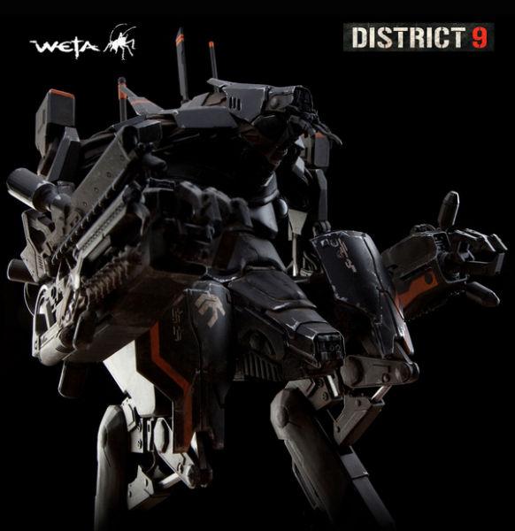 District 9 Exosuit (8 pics)