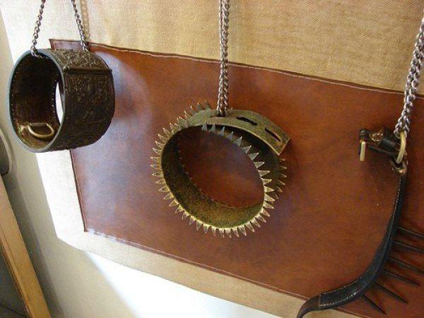 Antique Collars (13 pics)