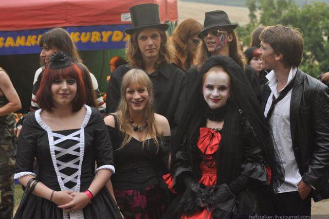 Goth Festival (26 pics)
