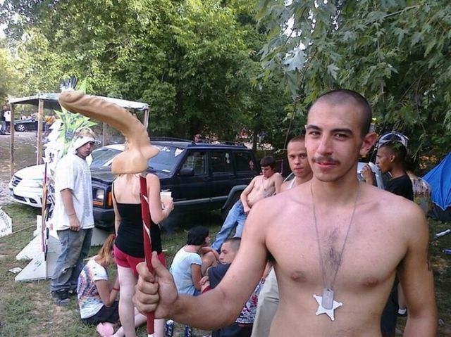 The Juggalos Gathering 2010 (34 pics)