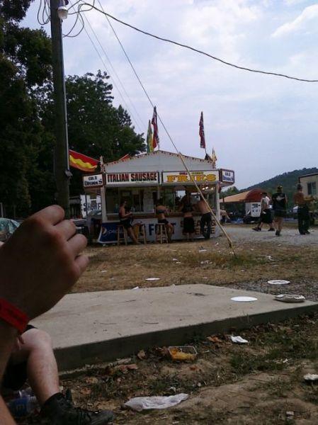 The Juggalos Gathering 2010 (34 pics)