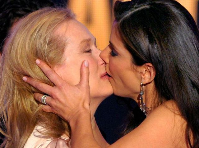 The Most Famous Kisses (36 pics)
