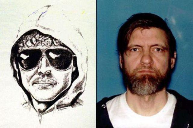Photofits and Criminals (14 pics)
