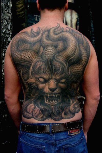 Spectacular Tatto Artwork (41 pics)