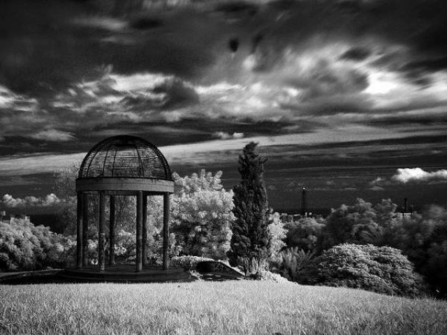 Amazing Infrared Pictures. Part 3 (41 pics)