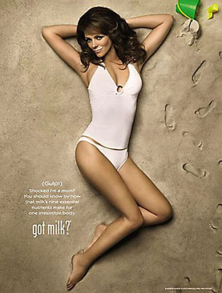Got Milk Advertisements that are Sexy (25 pics)