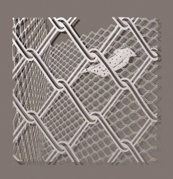 Amazing Paper Art (14 pics)