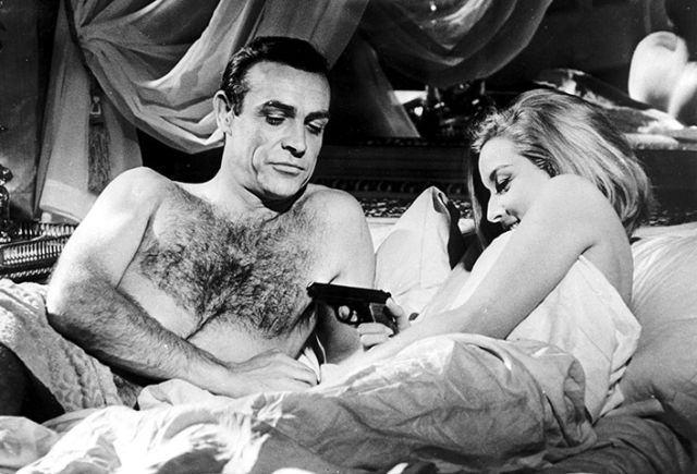The Life of Sean Connery (48 pics)