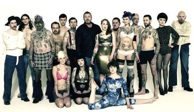 Ugly Models (15 pics)