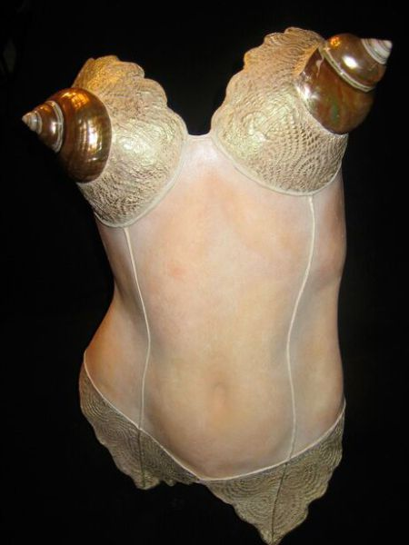 Deer Antler and Shell Underwear (12 pics)
