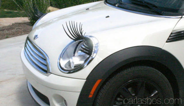 Glamour Car for Blondes (9 pics)