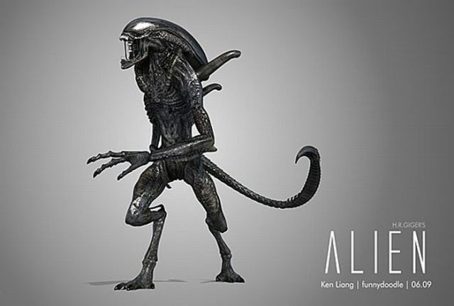 Aliens as People See Them (33 pics)
